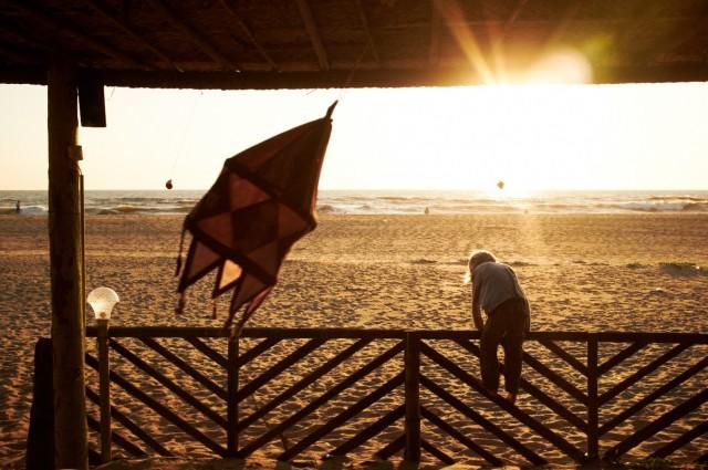 Фото-сон №3: На сансете в Гокарне 5