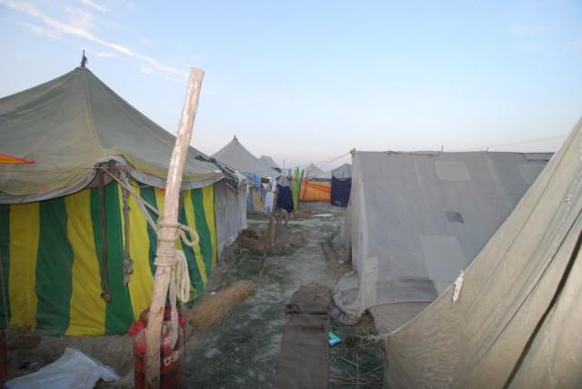 жилые палатки