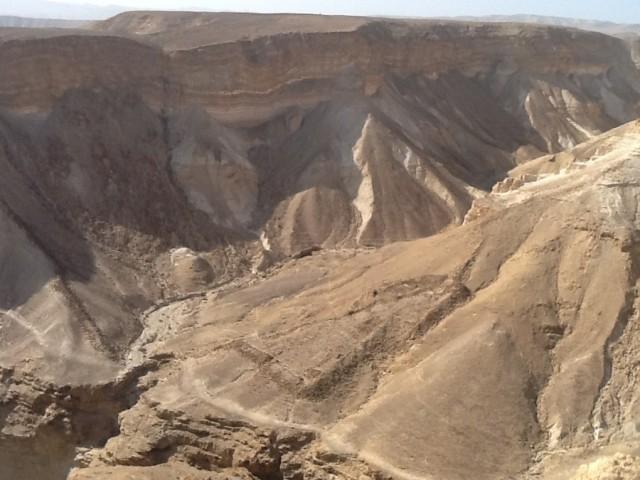Иудейские горы. Израиль