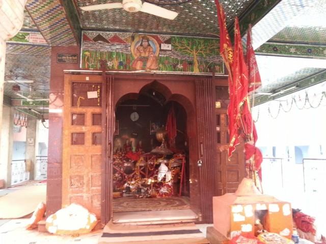 храм на территории заповедника