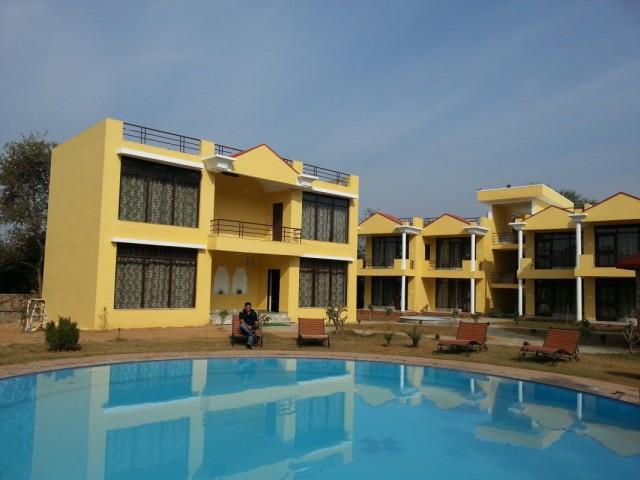 Sariska Tigee Heaven Hotel