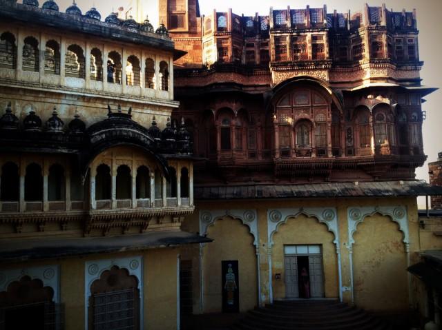 Форт Мехрангарх. Джодхпур 11