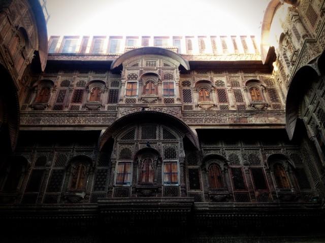 Форт Мехрангарх. Джодхпур 15