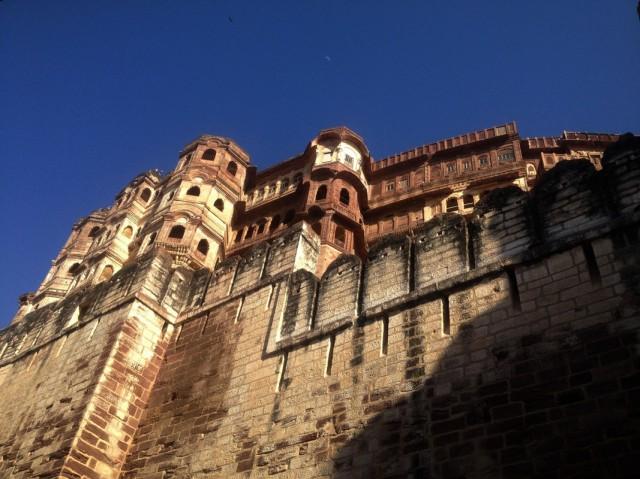 Форт Мехрангарх. Джодхпур 02