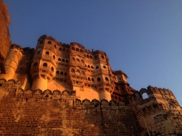 Форт Мехрангарх. Джодхпур 20