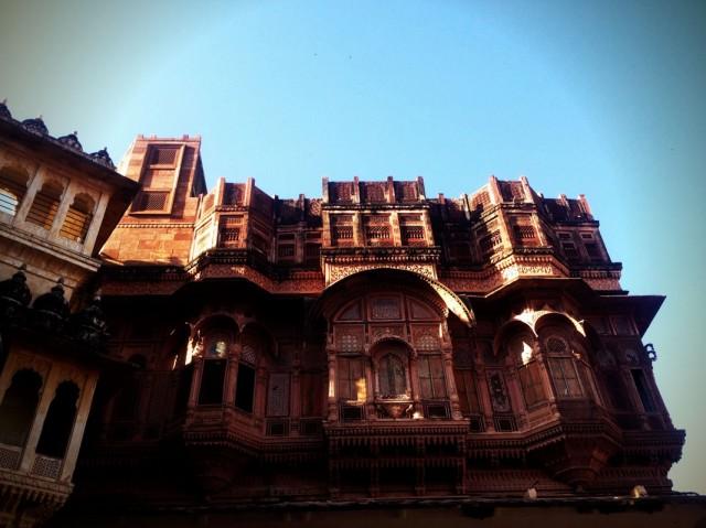 Форт Мехрангарх. Джодхпур 06