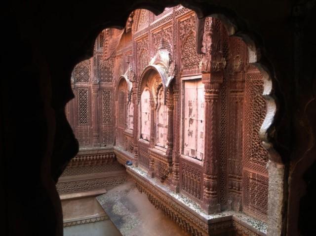 Форт Мехрангарх. Джодхпур 07