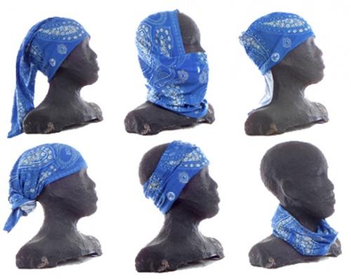 Бандана-труба-шарф