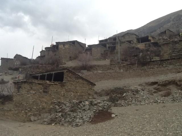 А вот моя деревня на сегодня