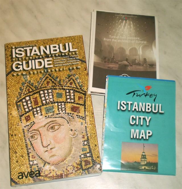Карты и путеводитель