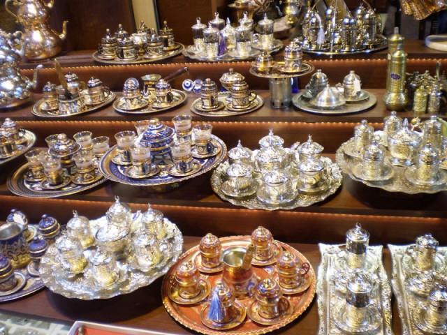 Посудки всякие красивые