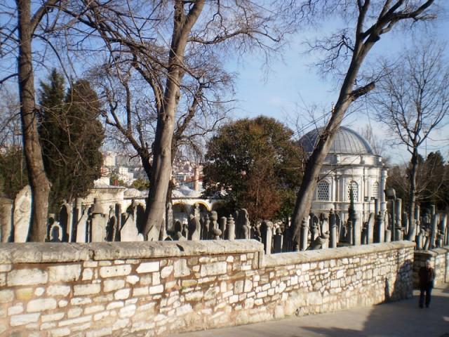 Кладбище Эйюп