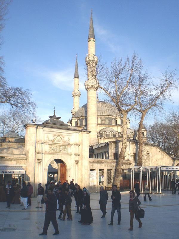 Комплекс Мечети Эйюп-султана