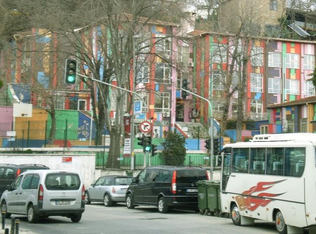 В районе Ортакёй