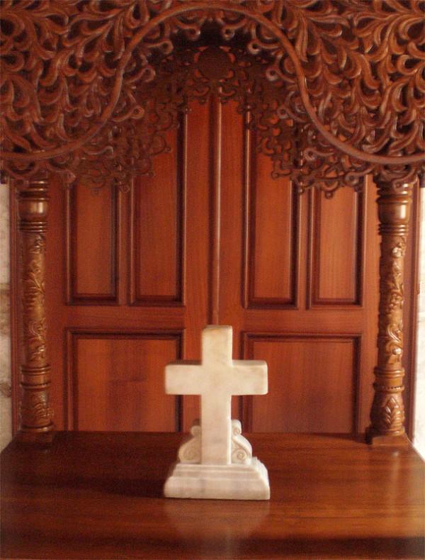 В Монастыре Богоматери (Источник Зоодоху Пиги)