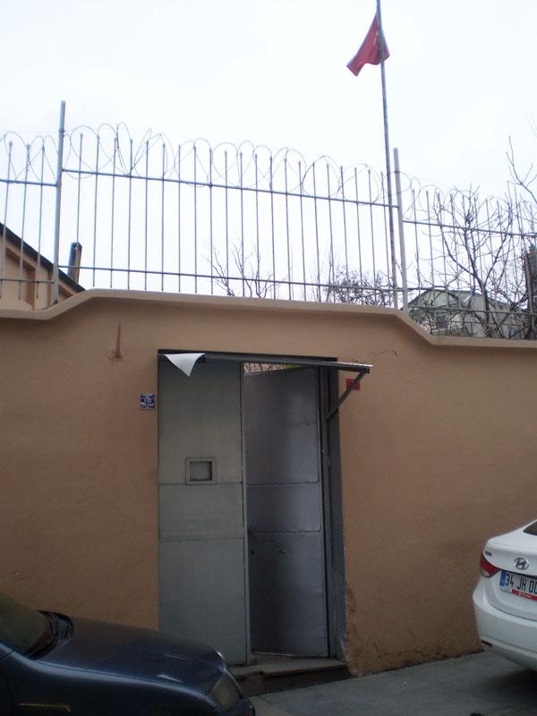 Дверь к заветным мечтам))) - кто бы мог подумать, что это будет выглядеть именно так?!))