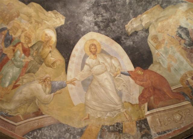 Иисус спасает грешников
