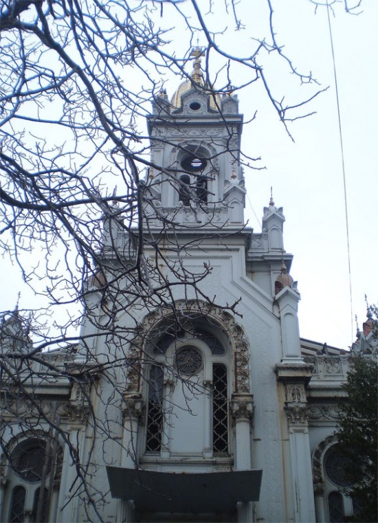Железная Церковь Св. Стефана