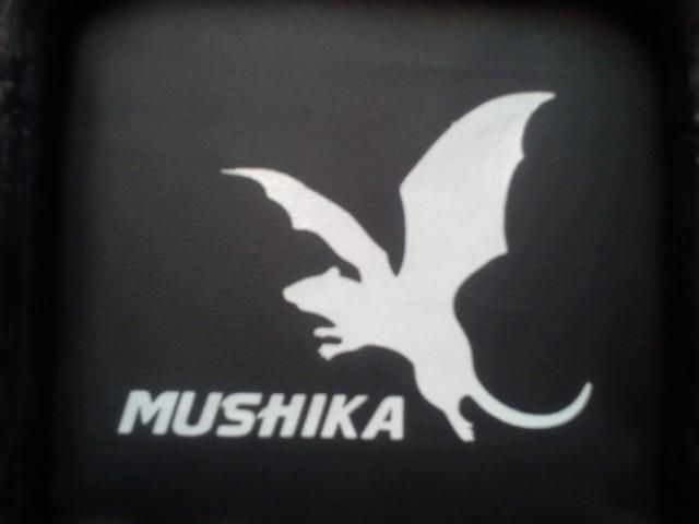 Теперь его зовут Мушика