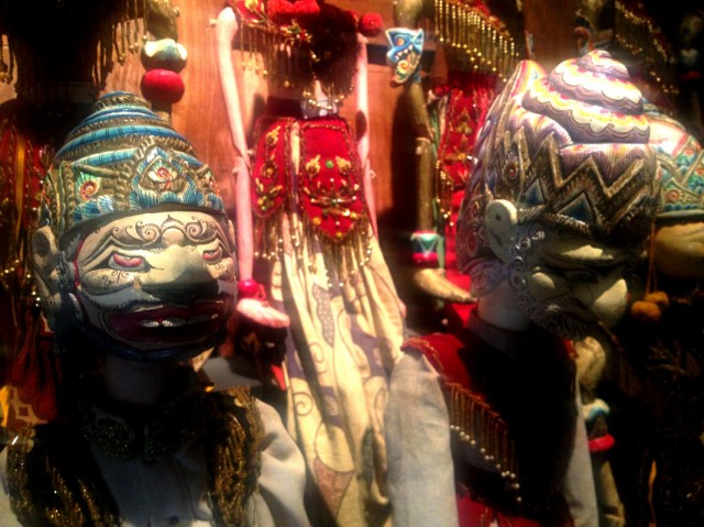 Музей масок и кукол 22