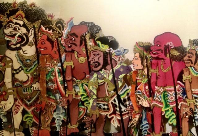 Музей масок и кукол 19