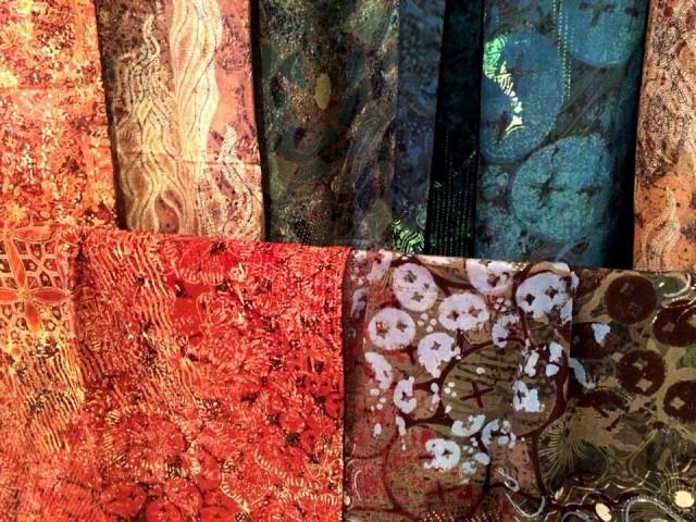 Текстиль Индонезии 1
