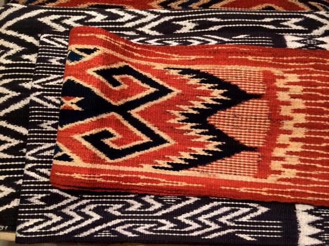 Текстиль Индонезии 10