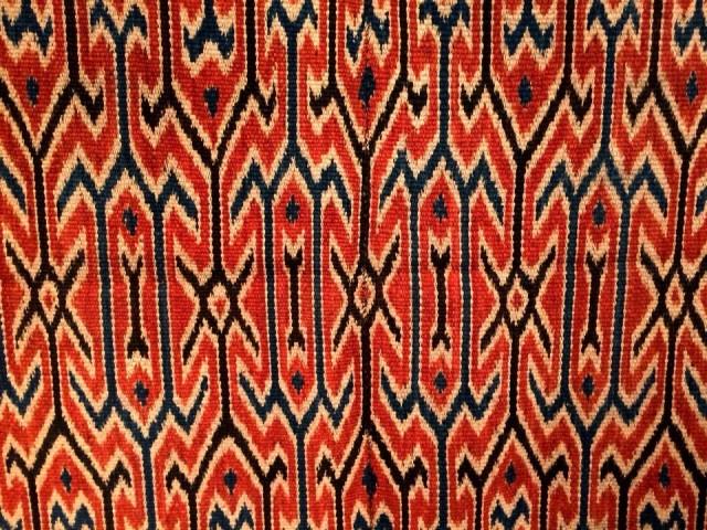 Текстиль Индонезии 4