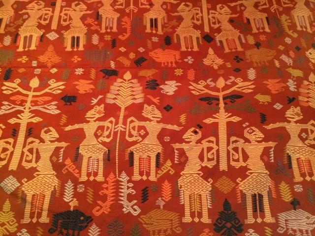 Текстиль Индонезии 7