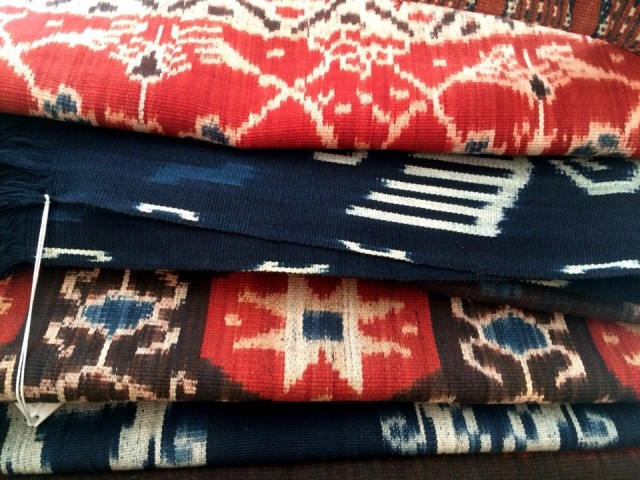 Текстиль Индонезии 8
