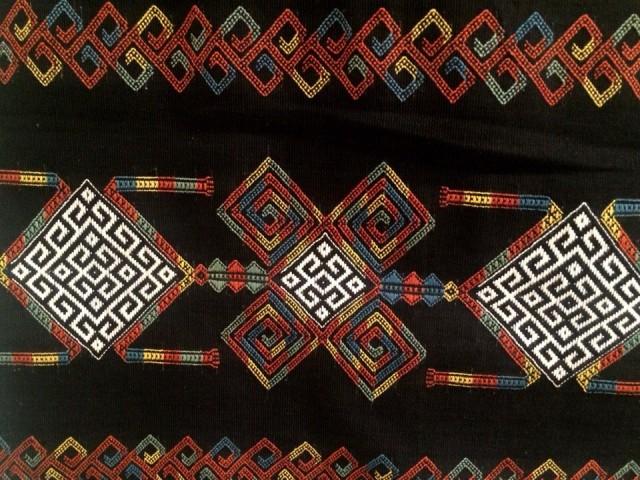 Текстиль Индонезии 13