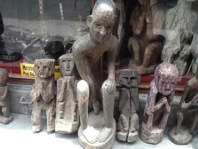 А что? В тему скульптура!