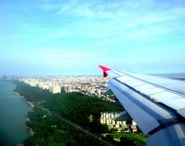 Transit in Singapore 02