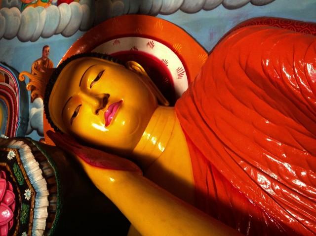 И конечно Будды