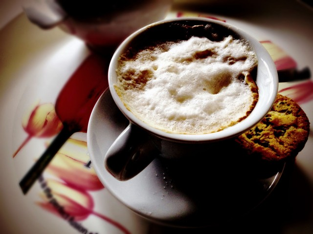 И кофе!
