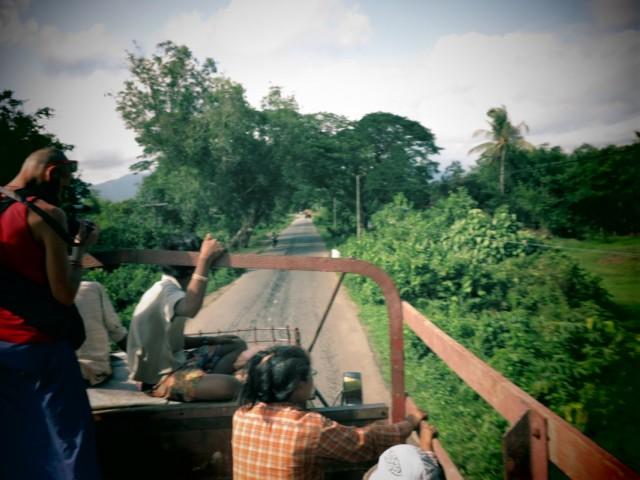Автостопом по Мьянме