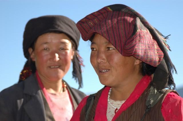 две тибетки