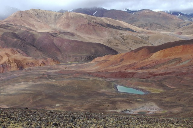 цветные горы 1