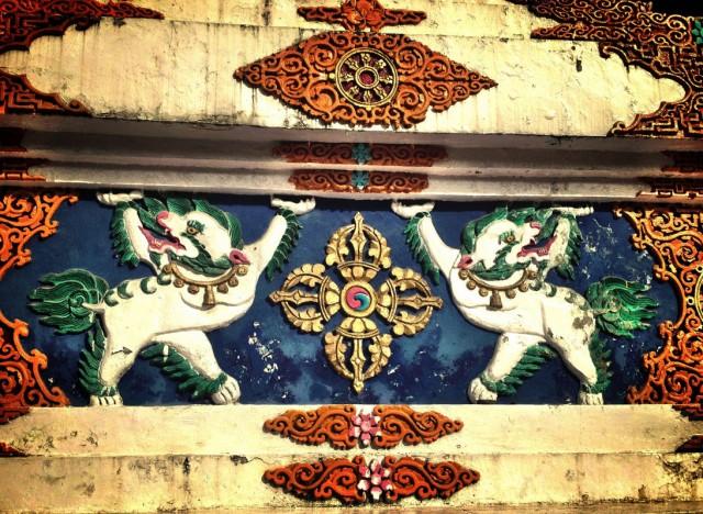 Ньингмапинский монастырь в Манали 04