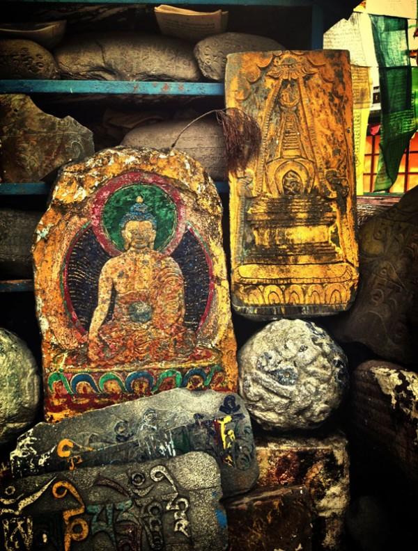 Ньингмапинский монастырь в Манали 05