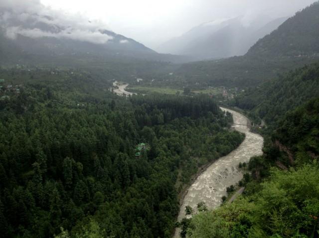 и реки