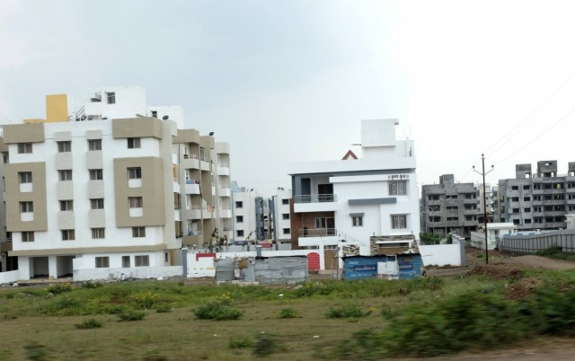Чем ближе к Мумбаю, тем современнее
