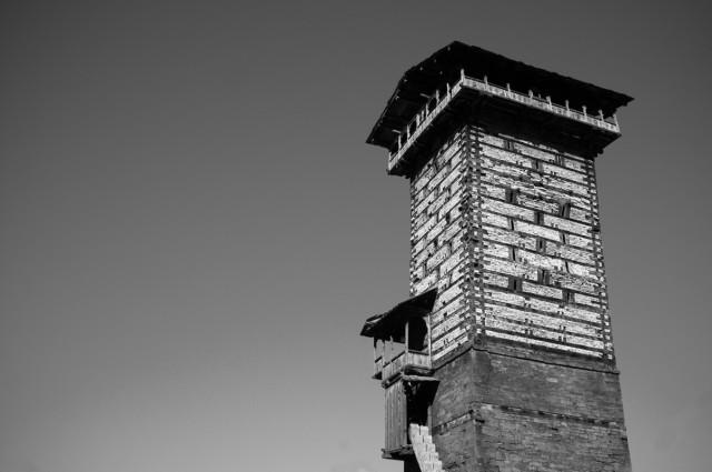 Башня в Чаини