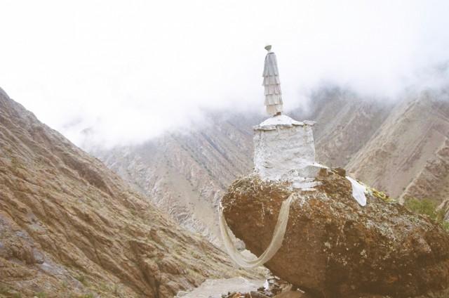 по пути в монастырь на горе5
