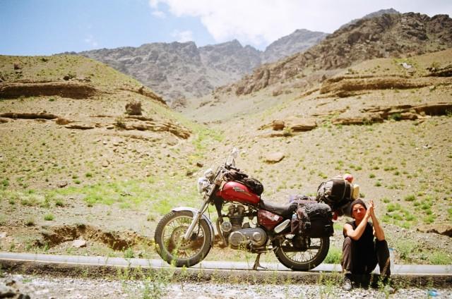 по пути в кашмир