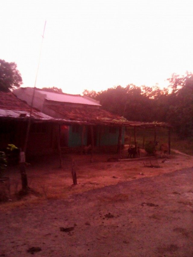домик в деревне. оф Нагпур