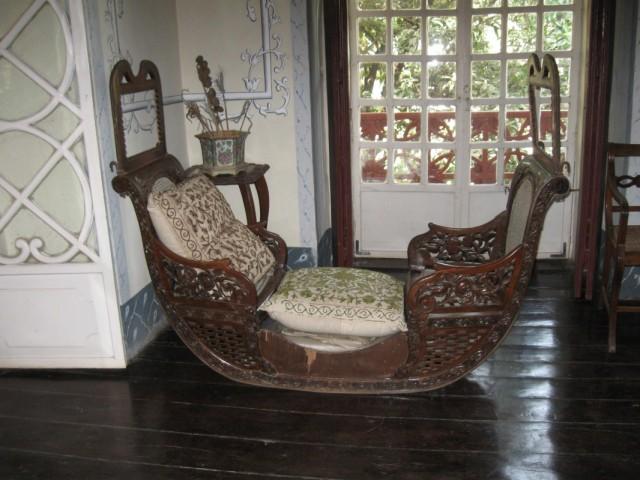 диван-качалка