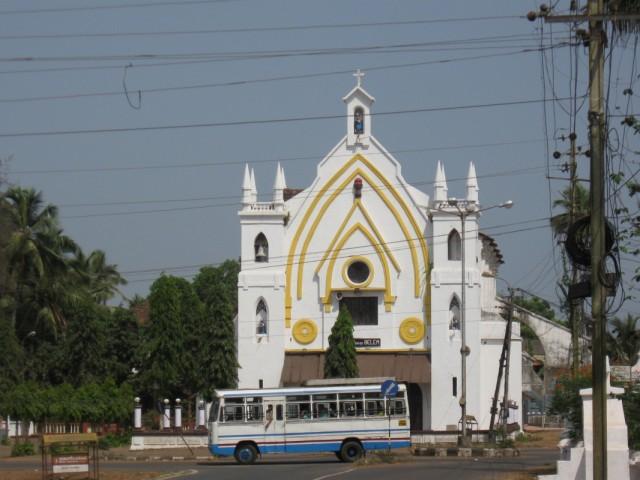 церковь в Чандоре