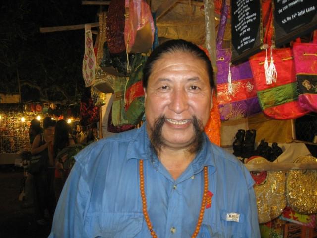 тибетский богатырь