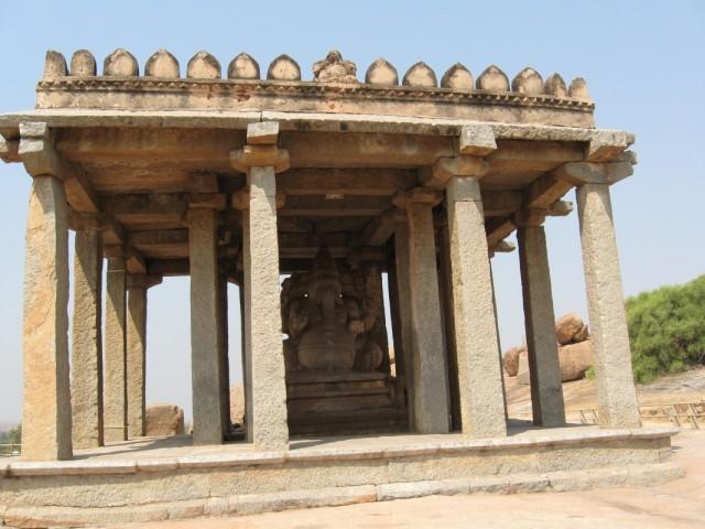 Руины Виджайнагара